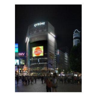 Shibuya 2 ポストカード