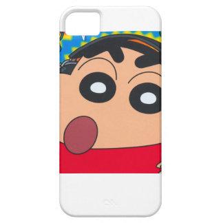 Shinchanカバー iPhone SE/5/5s ケース