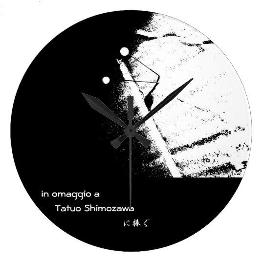 shinji kubota firenze きみのじかん展 久保田真司 ラージ壁時計