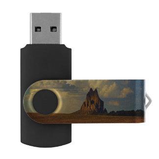 Shiprock対Thunderhead USBフラッシュドライブ