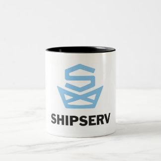 ShipServのマグ ツートーンマグカップ