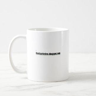 Shirleyの寺院、不動産業者 コーヒーマグカップ