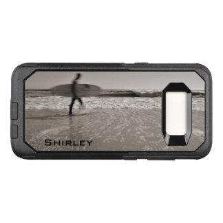 Shirleyテイラー著サーファー オッターボックスコミューターSamsung Galaxy S8 ケース
