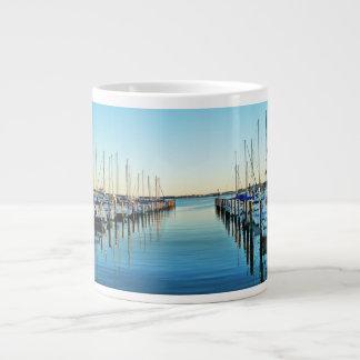 Shirleyテイラー著マリーナのボート ジャンボコーヒーマグカップ