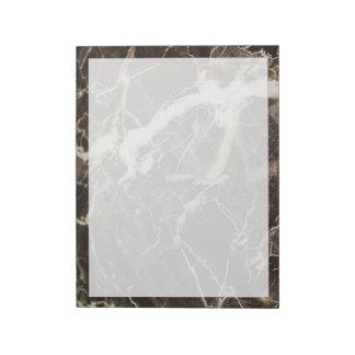 Shirleyテイラー著大理石模様をつけ抽象芸術の表現主義 ノートパッド
