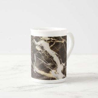 Shirleyテイラー著大理石模様をつけ抽象芸術の表現主義 ボーンチャイナカップ