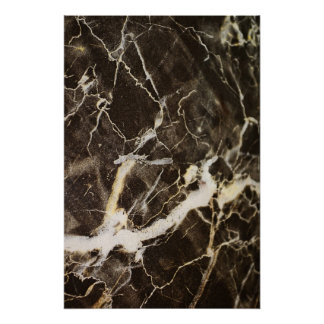 Shirleyテイラー著大理石模様をつけ抽象芸術の表現主義 ポスター