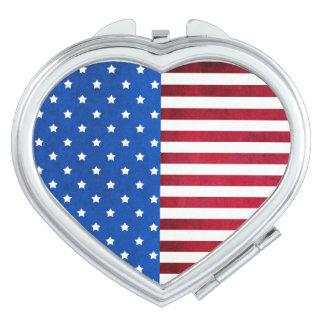 Shirleyテイラー著星そしてストライプアメリカの旗