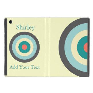 Shirleyテイラー著灰色の組合せの中心点 iPad Mini ケース