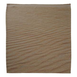 Shirleyテイラー著砂の砂丘抽象芸術 バンダナ