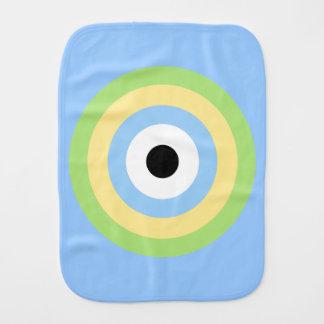 Shirleyテイラー著緑の組合せの中心点 バープクロス