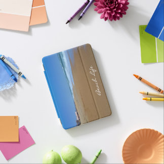 Shirleyテイラー著美しいビーチビーチの生命 iPad Miniカバー