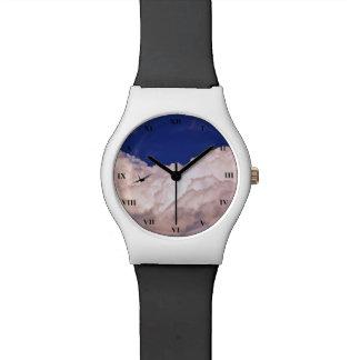 Shirleyテイラー著軍の輸送の飛行機 腕時計