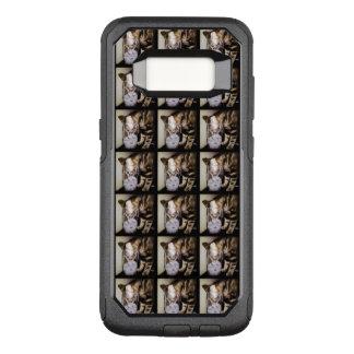 Shirleyテイラー著飲み物の盗人猫 オッターボックスコミューターSamsung Galaxy S8 ケース