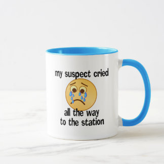 SHIRT_suspect_cried、SHIRT_suspect_cried マグカップ