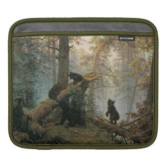 Shiskinの森林iPadの袖 iPadスリーブ