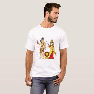 Shiv Durga Tシャツ