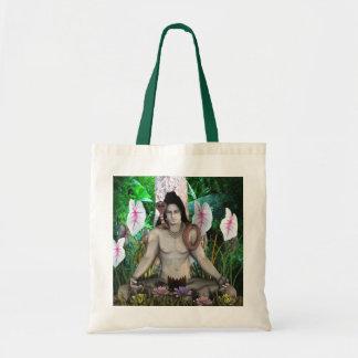 shivaのヒンズー教の神のバッグ トートバッグ
