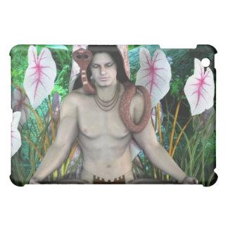 shivaのヒンズー教の神 iPad miniケース