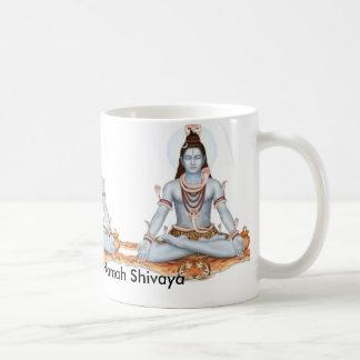 Shivaの黙想のマグ コーヒーマグカップ