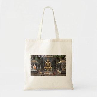 Shiva主のヒンズー教の寺院の予算のトートバック トートバッグ