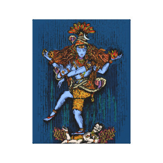 Shiva主 キャンバスプリント