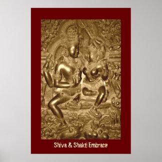 Shiva及びShaktiの容認 ポスター