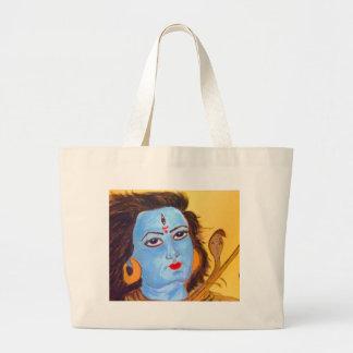 shiva ラージトートバッグ