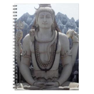 SHIVA -平和のヒマラヤ主 ノートブック