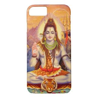 Shiva Meditating主のiPhoneの場合 iPhone 8/7ケース