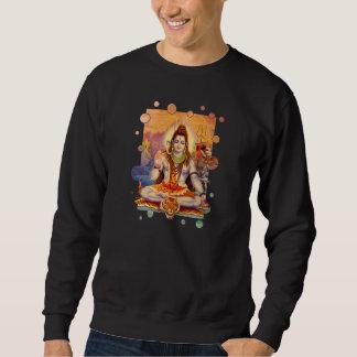 Shiva Meditating Shirt主 スウェットシャツ