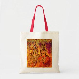 Shiva Parvati Budget主のトートバック トートバッグ