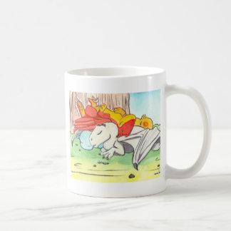 Shivae! 山 コーヒーマグカップ