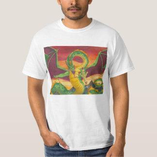 Shivanのドラゴンのデザイン変更 Tシャツ