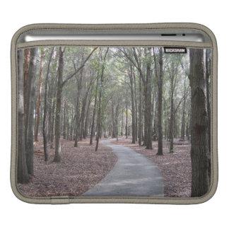Sholom公園の通路 iPadスリーブ