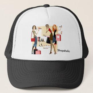 Shopaholicの野球帽 キャップ