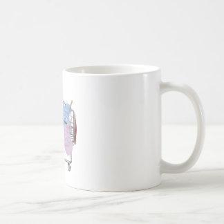 ShoppingBabyClothes061509 コーヒーマグカップ