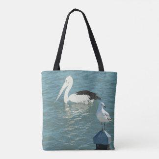 Shorncliffeの鳥 トートバッグ
