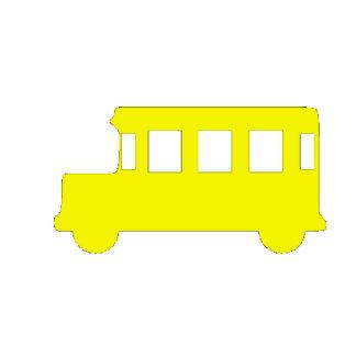 Shortbusの切り出し 写真彫刻(台付き)
