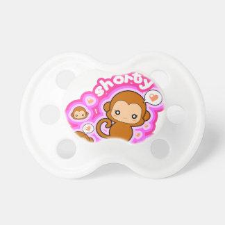 Shorty猿 おしゃぶり