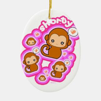 Shorty猿 セラミックオーナメント