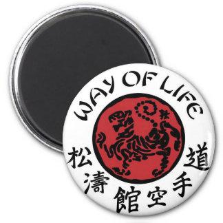 Shotokanの磁石生き方 マグネット