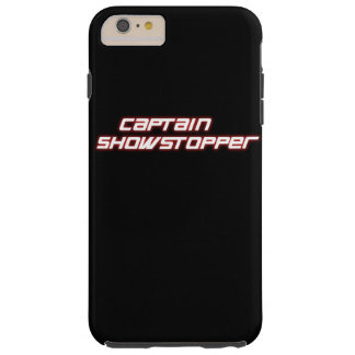 Showstopper Case Iphone 6の大尉 Tough iPhone 6 Plus ケース