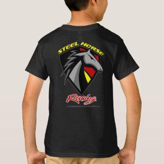 SHRの子供のHanes TAGLESS®のTシャツ Tシャツ