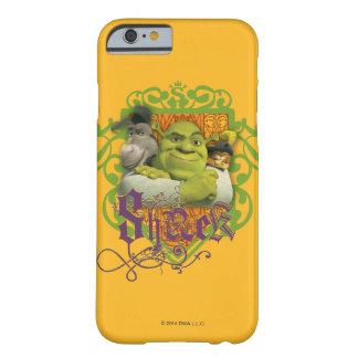 Shrekのグループの頂上 iPhone 6 ベアリーゼアケース