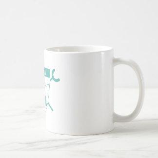 Shuffleboardのチームギア コーヒーマグカップ