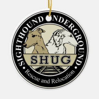 SHUG セラミックオーナメント