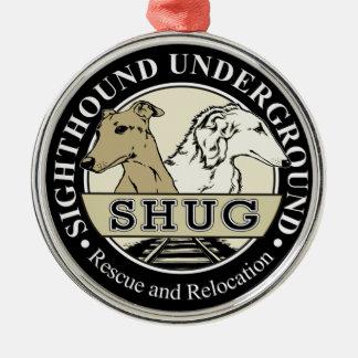 SHUG メタルオーナメント