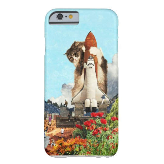 shuttle cat barely there iPhone 6 ケース