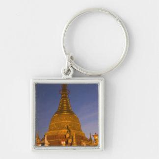 Shwe Myinの錫の寺院、薄暗がりは、TehiのLarを作ります、 キーホルダー